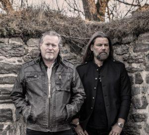 DUO: Progmetalduoen Debuterer Med Sin Første Singel, Og Planlegger å Slippe To Til Tre Låter I år.