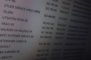 OVERSIKT: Tall Fra Brønnøysundsregistret Viser Hvor Mange Som Satset På Et Nytt Forretningseventyr Og Hvor Mange Som Avsluttet Det Samme I Arendal I 2019.