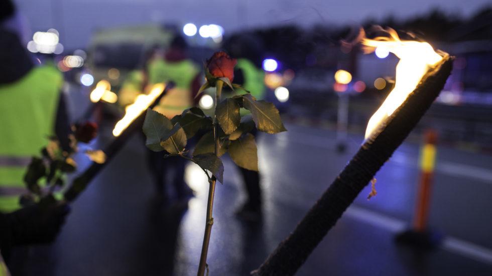Rekordmange Har Omkommet I Trafikken Hittil I år