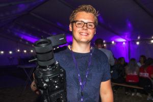 GRÜNDER: Fredrik Opheim Som Er Tidligere Gründer Av Filmproduksjonsselskapet Batfish Er Nå I Gang Med Nytt Prosjekt. FOTO: Markus Hausevik Johnsen