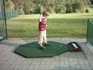 ILLUSTRASJONSFOTO: Arendal Og Omegn Golfklubb / Foto: Arnold Aas