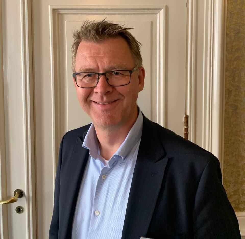 NY REGIONDIREKTØR: Høye G. Høyesen Er Tilsatt Som Ny Regiondirektør For NHO Agder