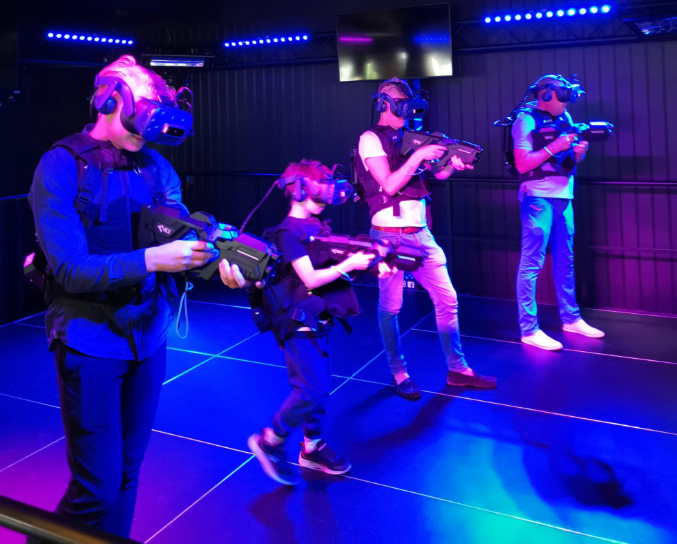 Norges Råeste VR Opplevelse I Arendal!