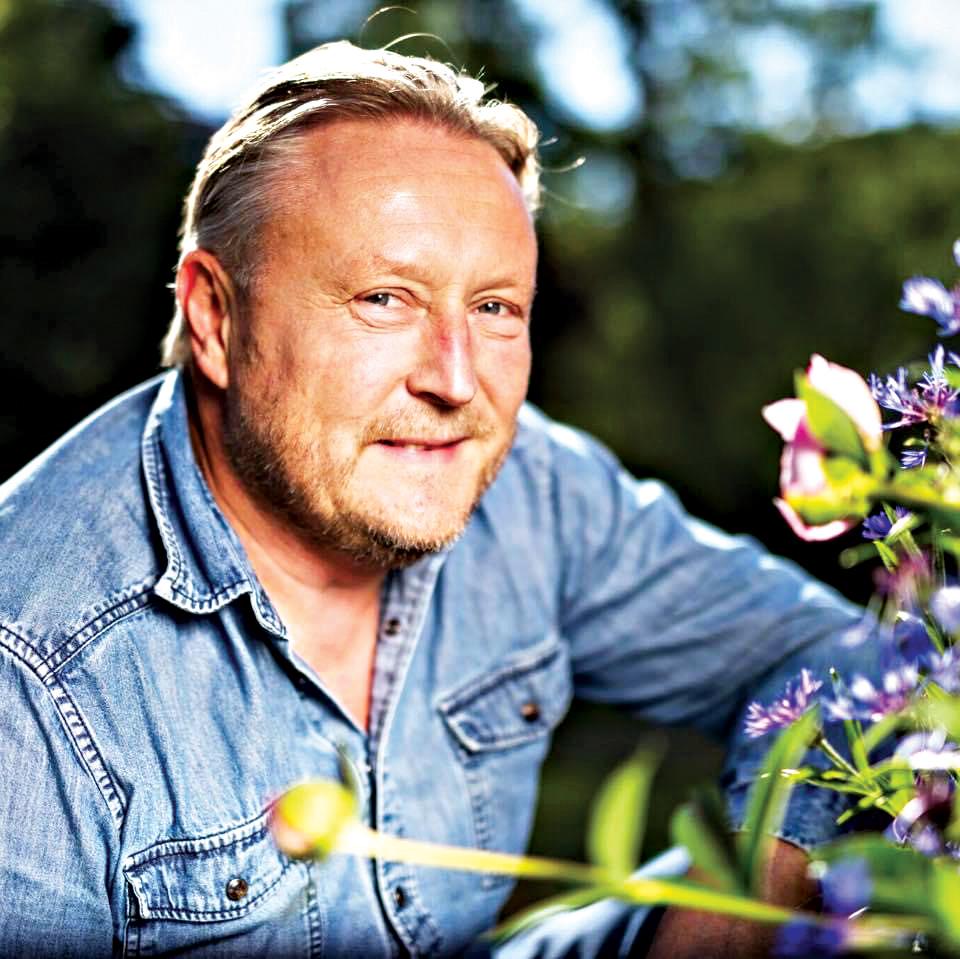 Jensen Forskning Odd Bjorn Jensen Hagepus