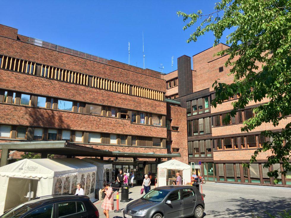 Falsk Korona-alarm Ved Sykehuset I Arendal