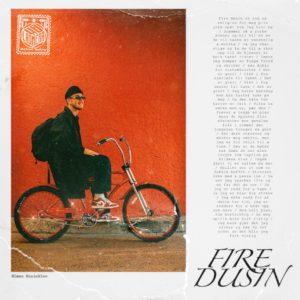 Fire Dusin: Coverbilde Til Singelen Er Designa Av Ladnera-medlemmet, Bendik Beraas.