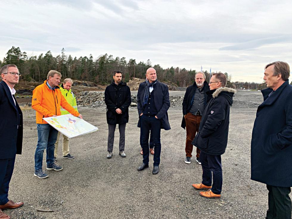 Batteri-ledelse Fikk Tenning På Arendal