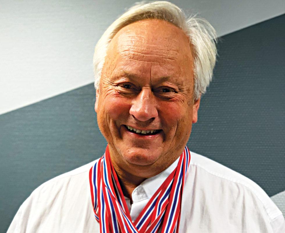 Medaljedryss  Over Jens Eide