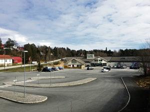 NYTT HELSEHUS TIL SALTRØ: Bystyret Skal Torsdag Ta Stilling Til Bygging Av Nytt Helsehus På Saltrød.