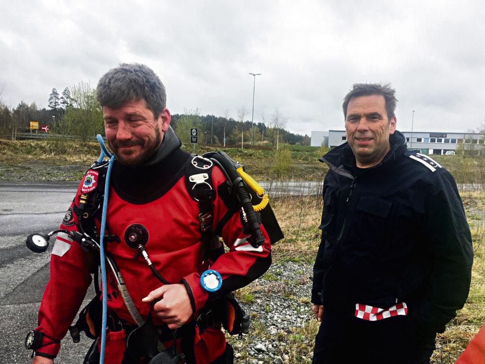 Dykkerberedskap Døgnet Rundt