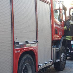 Funn av død person etter brann