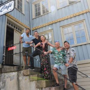 Åpner nytt restaurantkonsept i Det Lindvedske Hus