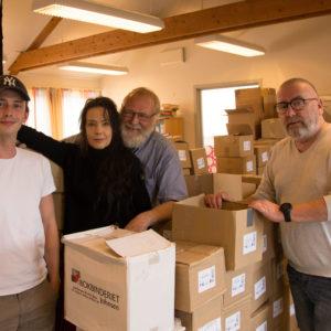 Gaveca kjøpte Bokby-forlagets bøker
