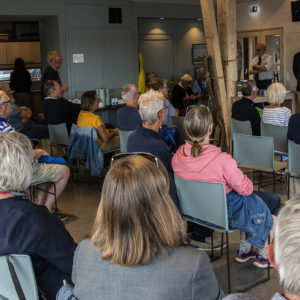 Stor interesse for «Fiendtlige seil»