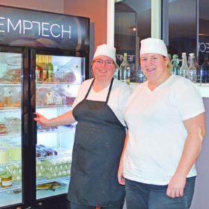 Ny lokalmatbutikk i Arendal sentrum