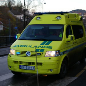 Dødsulykke på Tromøy