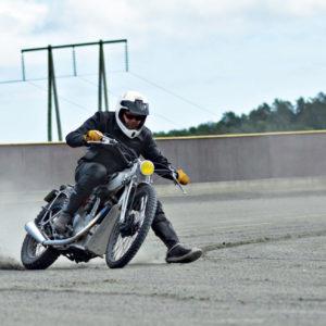 En ildsjel for motorsykler og ungdom!